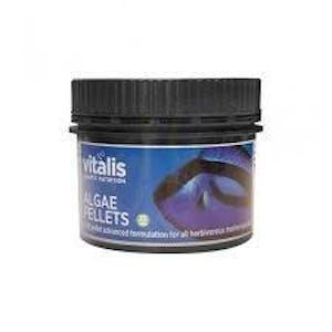 VITALIS ALGAE PELLETS (XS) 1MM 60G