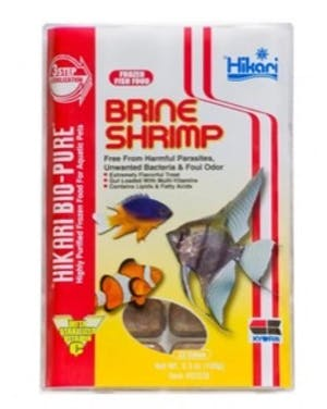 HIKARI FROZEN BRINE SHRIMP 3.5OZ