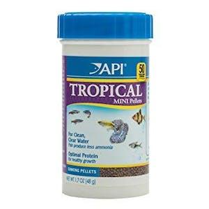 API TROPICAL PELLET MINI 48G