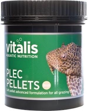 VITALIS PLEC PELLETS 8MM 120G