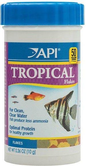 API TROPICAL FLAKE 10G