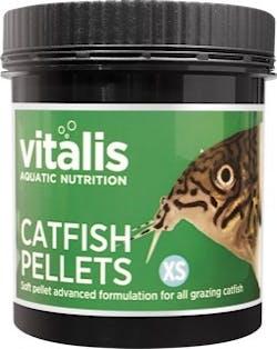 VITALIS CATFISH PELLETS (XS) 120G