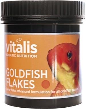 VITALIS GOLDFISH FLAKE 10G