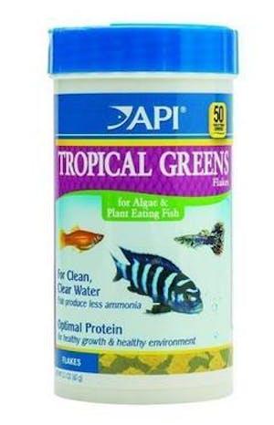 API TROPICAL GREEN FLAKE 60G