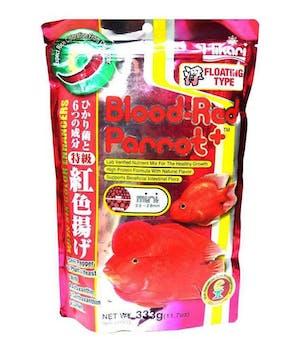 HIKARI BLOOD RED PARROT FOOD MINI(333G)