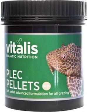 VITALIS PLEC PELLETS 8MM 300G