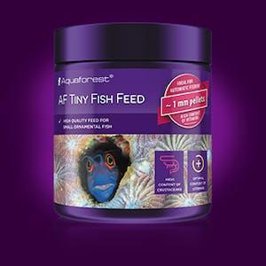 AQUAFOREST TINY FISH FEED 120G