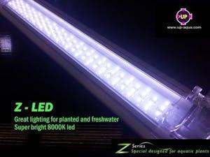 UP-AQUA PRO Z SERIES LED LIGHT 120CM (PLANT)