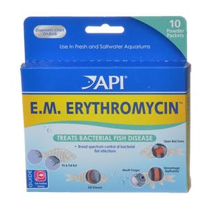 API E.M ERYTHROMYCIN POWDER