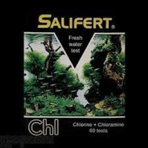 SALIFERT CHLORINE/CHLORAMINE PROFIT TEST