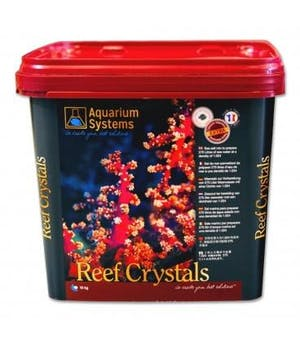 AQUARIUM SYSTEMS SEA SALT REEF CRYSTAL 4KG/120L