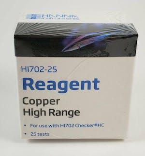 HANNA COPPER HR REAGENT HI702-25