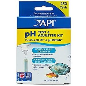 API TEST KIT PH TEST & ADJUSTER COMBO
