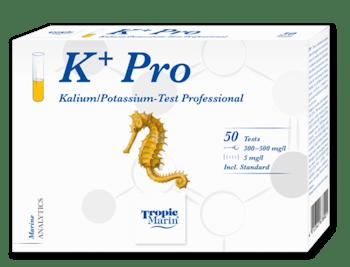 TROPIC MARIN KALIUM TEST PROFESSIONAL FRESH/SALTWATER