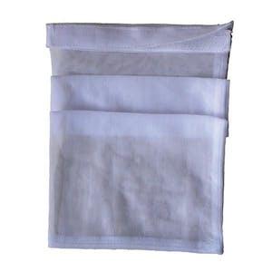 PURA MEDIA BAGS 300-MICRON SELF-FASTENING 6X 12 (3-PACK)