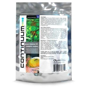 CONTINUUM POWER CLEANSE CATALYTIC CARBON 450G