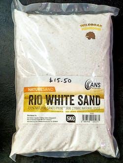 ANS NatureSand Rio White Sand 5kg