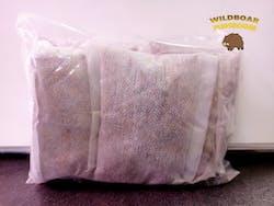 Ketapang leaves bag
