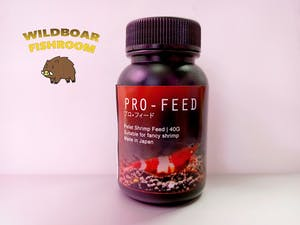 Pro-feed shrimp food