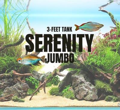Adventure Pack - Serenity 3-Feet Set
