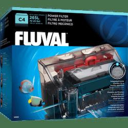 Fluval C4 Power filter (150L - 265L)