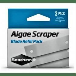 SEACHEM ALGAE SCRAPER REPLACEMENT BLADES 3-PIECE PACK (SC-3212)