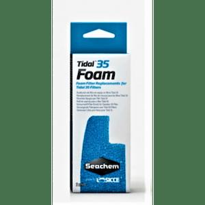 SEACHEM TIDAL 35 FOAM (2 PACK) (SC-6582)