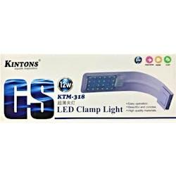 GS - LED Clamp light