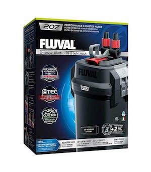 FLUVAL 207 CANISTER EXTERNAL FILTER PUMP A443
