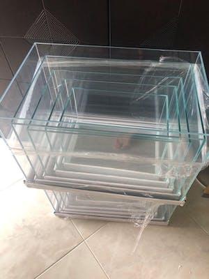 ANS High Clarity Fish Tank 30cm