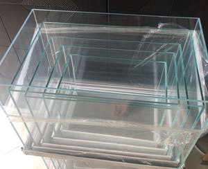 ANS High Clarity Fish Tank 50cm