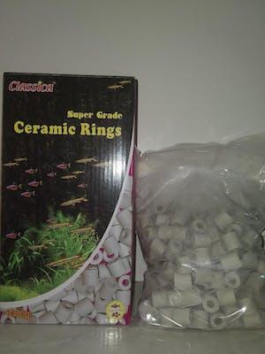 Aquarium Ceramic Ring 1kg