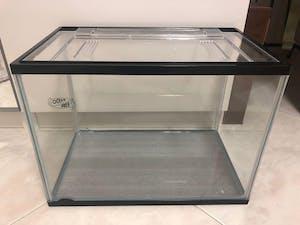 Ocean Free Fish Tank with Lid 30cm