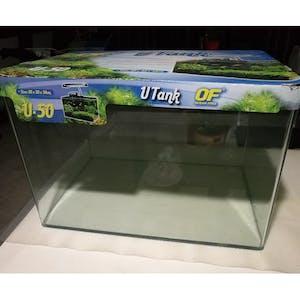 Ocean Free Glass Curved Tank 50cm