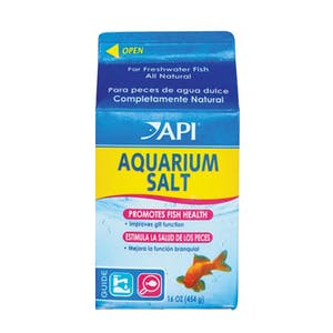 API AQUARIUM SALT - PINT (16 OZ)