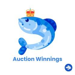 Auction Winnings