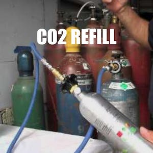 CO2 Topup (with delivery)