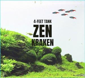 Adventure Pack - Zen 4-Feet Set